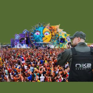 Физическая охрана массовых мероприятий